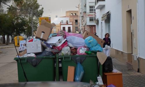 basuras palacios