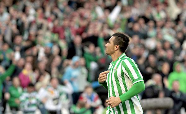 Real Betis - Espanyol. / EFE