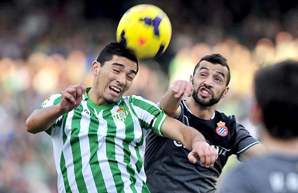 Real Betis - Espanyol. / Marcamedia