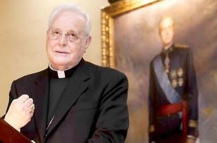 Carlos Amigo Vallejo. / J.M.Paisano.