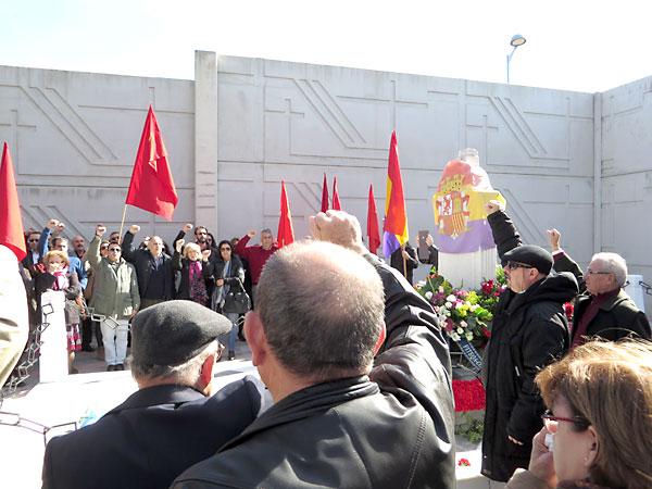 Homenaje a Gonzalo Mateu este domingo en el cementerio de Dos Hermanas.