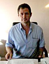 Juan Vera, alcalde Tolox.