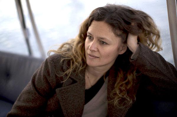 Laura León, la primera apuesta para la nueva galería Cavecanem. / Emilio Morenatti