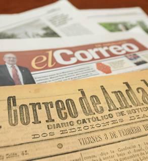 ElCorreo mantiene el compromiso con la verdad y la justicia de su fundador. / J.M. Paisano