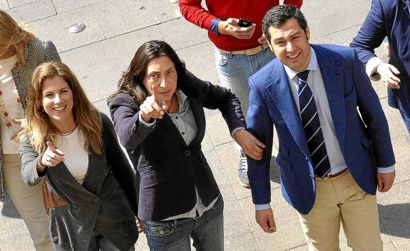JUAN MANUEL MORENO PRESIDE EN SEVILLA REUNIÓN COMITÉ DIRECCIÓN PP-A