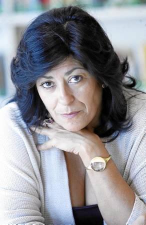 Almudena Grandes da un nuevo paso en su proyecto más ambicioso. / Javier Cuesta