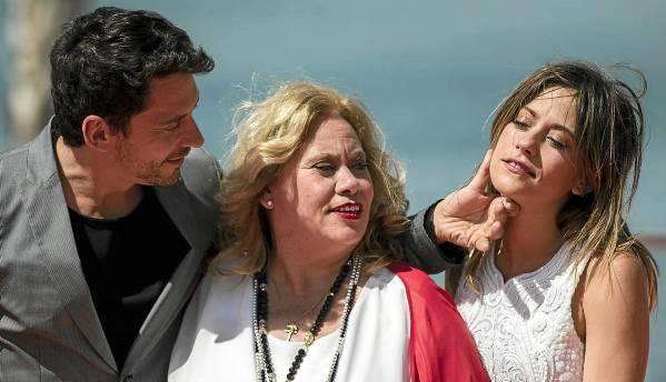 """EL ACTOR PACO LEÓN REGRESA AL FESTIVAL DE MÁLAGA CON SU FILM """"CARMINA Y AMÉN"""""""