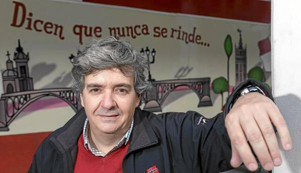 El periodista Raimundo de Hita / José Luis Montero.