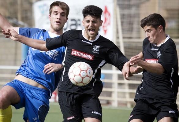 Sevilla 02/03/2014 Fútbol 1ª Juvenil Calavera-Mosquito.<br />FOTO: Pepo Herrera