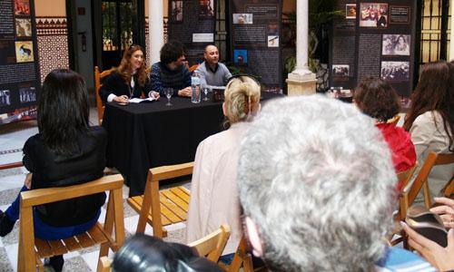 El Centro Andaluz de Documentación del Flamenco acogió este viernes el acto de presentación de la aplicación (app) 'Palo Flamenco'. / EP