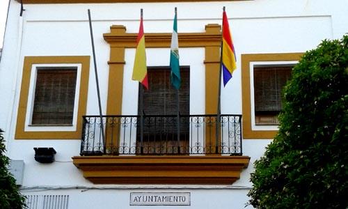 bandera republicana Villaverde muy buena