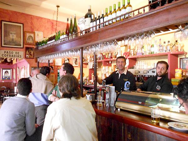 El Refugio, tradición culinaria en pleno centro de Sevilla.