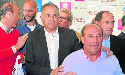 Paz, Rivas, Gordillo, Alabanda, Sanjosé y Esnaola.