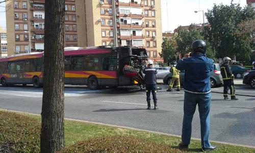 incendio Tussam SE30