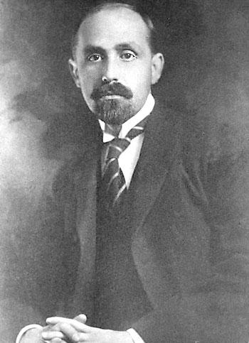 Juan Ramón Jiménez.