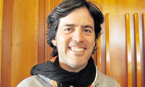 Mario Vidart. Profesor del colegio Santa María del Pilar