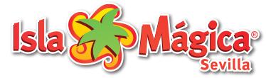 Nuevo logo de Isla Magica.