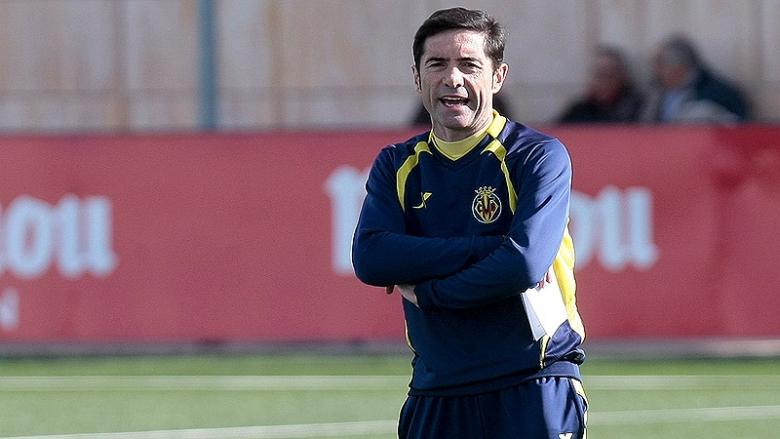Marcelino García Toral, entrenador del Villarreal / Villarreal CF