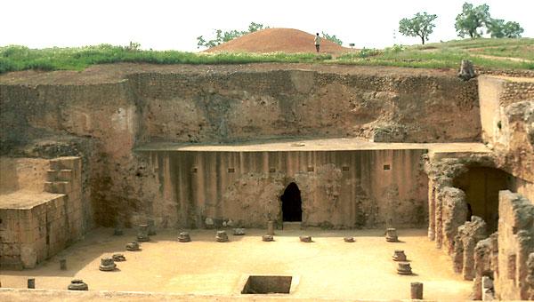 La necrópolis romana de Carmona, en la provincia de Sevilla, será uno de los temas estrella de las reuniones.