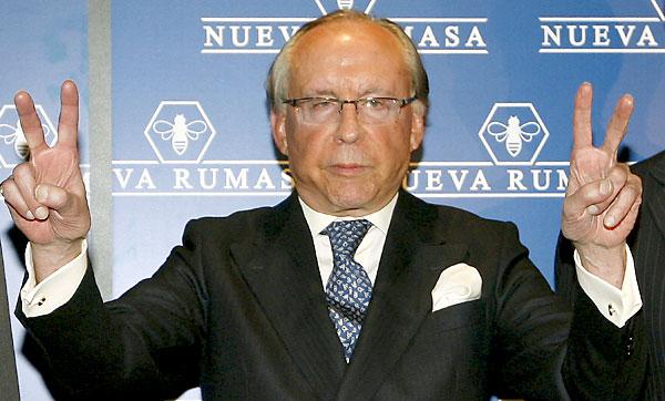 El empresario José María Ruiz Mateos. / EFE