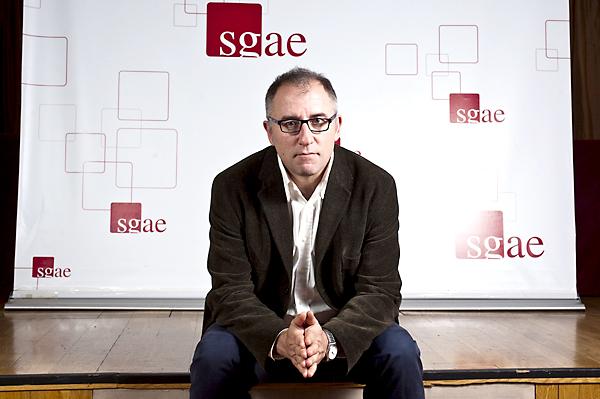 José Luis Acosta es el director de la SGAEdesde el pasado verano y se ha propuesto que la institución pase más desapercibida que en el pasado.