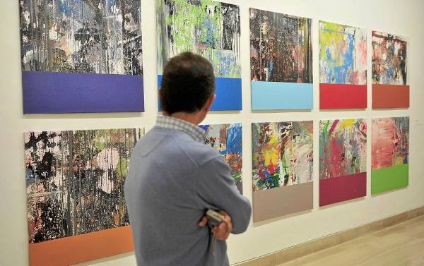 Expo 'Drawings&Sequences' en Sevilla
