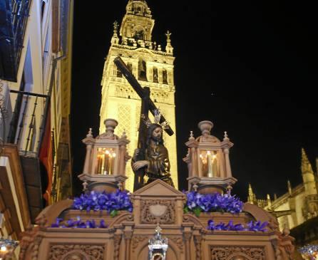 SEVILLA. 22/03/13 CRISTO DE LA CORONA FOTO: ESTEFANIA GONZALEZ. (ATESE)