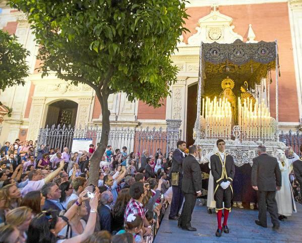 Sevilla 17/04/2014 Semana Santa. Pasión</p>  <p>Foto: Carlos Hernández