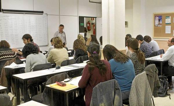 Sevilla 12/11/11 Academia Adams</p>  <p>Foto: Samara Calero