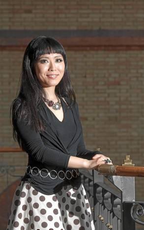 Soprano Sachika Ito