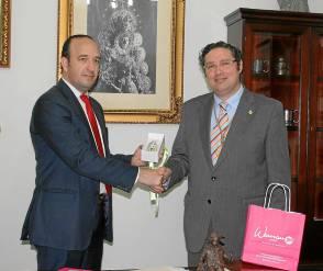 Manuel Duque, director de Woman30, y Juan Ignacio Reales, presidente de la Matriz.