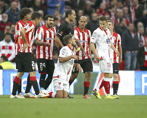 Athletic - Sevilla FC. / Foto: EFE