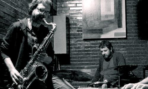 Corleone (Pedro Cortejosa y David León), una formación de jazz al máximo nivel. / Amada Blasco