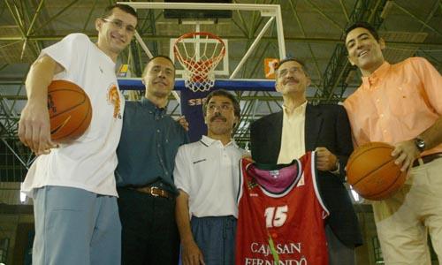 Cajasol primera temporada