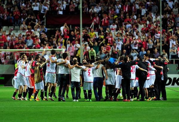 El Sevilla, protagonista en la presente edición (Foto: Kiko Hurtado)