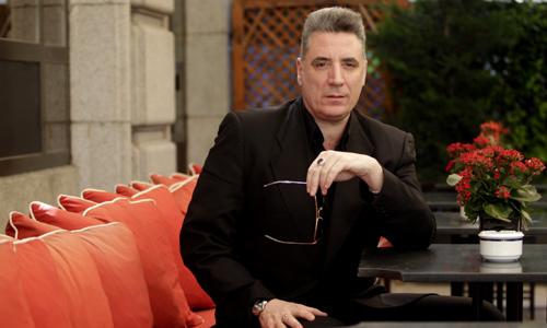 El cantante Loquillo.
