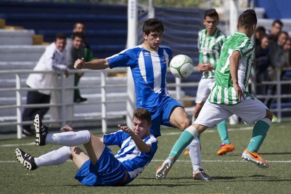 Sevilla 29/03/2014 Preferente Cadete: Nervio?n-BetisFOTO: Pepo Herrera