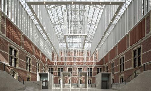 La reforma del Rijksmuseum realizada por los sevillanos Cruz y Ortiz.