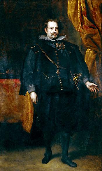 El lienzo 'Don Diego Mexía, marqués de Leganés'. / E.P.