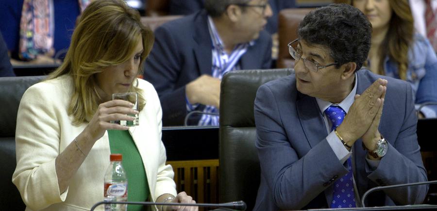 """DÍAZ: """"ME SIENTO PARTE Y VINCULADA AL ACUERDO DE GOBIERNO CON IU"""""""