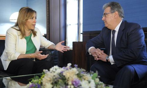 Zoido Susana Altadis reunion