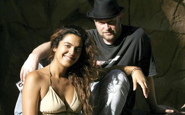 Tucara, dúo formado por Alba Molina y Andreas Lutz. / José Manuel Cabello