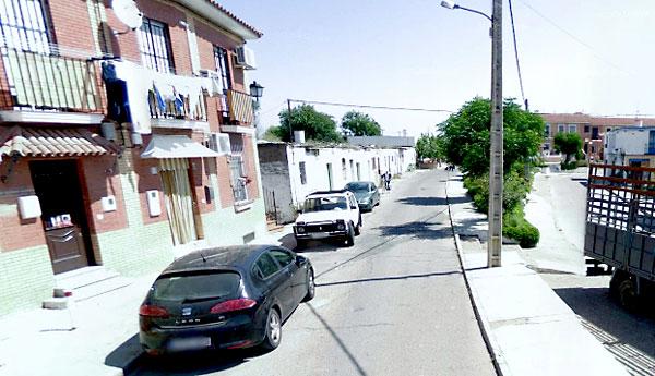 En la calle Urano se procederá a mejorar las aceras para quitar las barreras arquitectónicas.