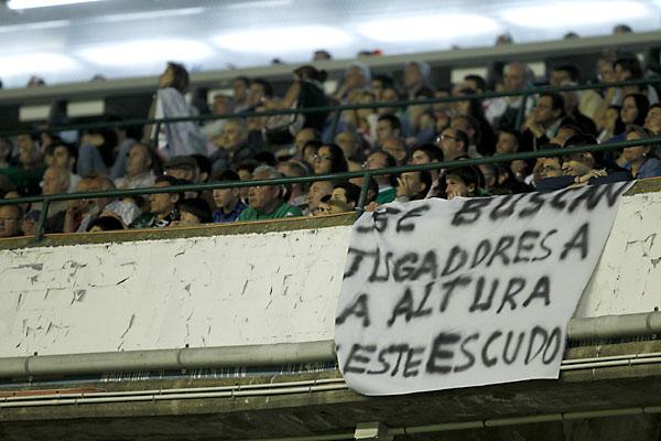 Real Betis - Real Sociedad. / Foto: Ramón Navarro