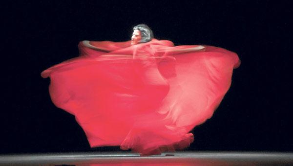 La Bienal de Flamenco inició este lunes la venta de sus cerca de 60.000 entradas con buena acogida. / Daniel Garrido