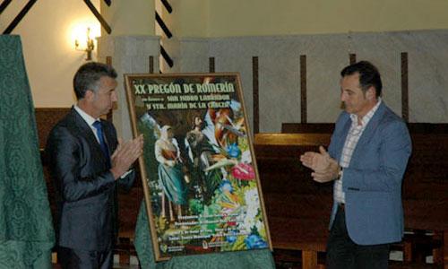 Juan Gavira será el encargado de pregonar la romería de San Isidro. / Foto: A. Romero