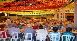 cena mayores -feria 2013