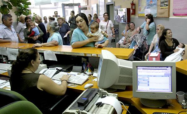 Un centro de Salud de Sevilla. / El Correo