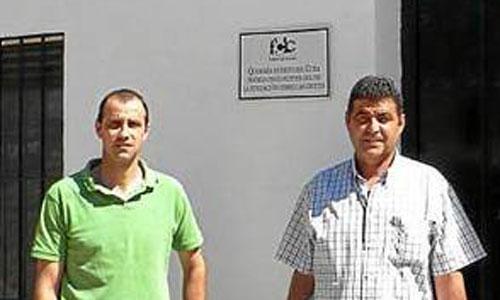 Los hermanos Antonio Félix y Andrés Fernández, premiados en 2011. / Foto: El Correo