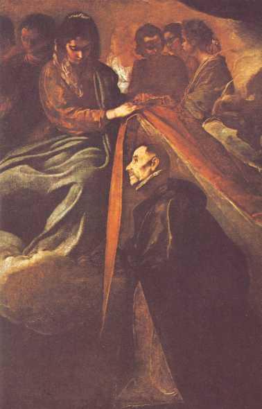 imposicion casulla Velázquez
